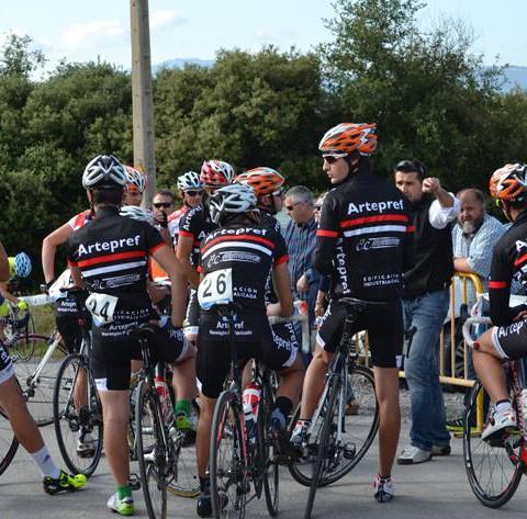 Equipo ciclista Artepref