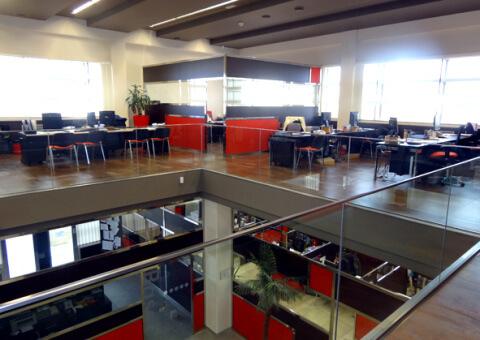 oficinas interior h R